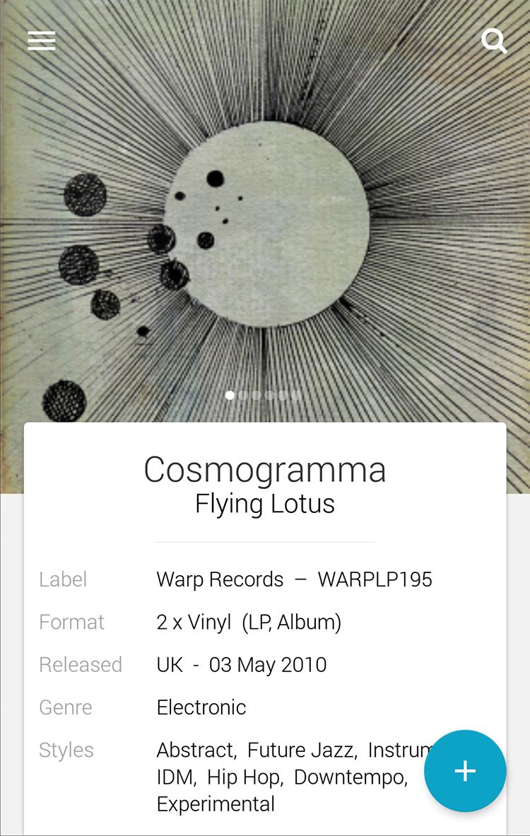 Discogs - The Official Discogs App